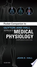 Pocket Companion to Guyton   Hall Textbook of Medical Physiology E Book