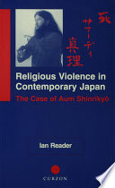 Religious Violence In Contemporary Japan book