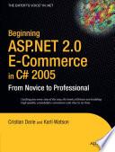 Beginning ASP.NET 2.0 E-Commerce in C# 2005