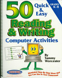 Easy Reading & Writing Computer Activities