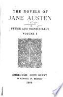 The Novels of Jane Austen: Sense and sensibility