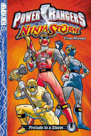 Power Rangers  Ninja Storm Volume 1  Dark Sky Overhead