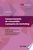 Comportamento do consumidor e pesquisa de marketing