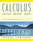 Calculus Early Transcendentals Single Variable 10E   WileyPlus
