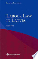 Labour Law in Latvia
