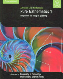 Pure Mathematics 1  International
