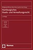 Hamburgisches Staats- und Verwaltungsrecht