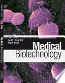 Medical Biotechnology E Book