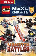 LEGO   NEXO KNIGHTS  Monster Battles