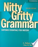 Nitty Gritty Grammar Student S Book