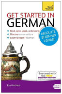 Get Started in German Absolute Beginner Course