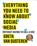 Everything You Need to Know about Social Media Book Cover