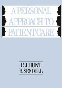 A Personal Approach to Patient Care