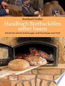 Handbuch Brotback  fen selber bauen