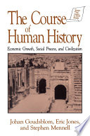 The Course of Human History  Civilization and Social Process