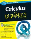 download ebook calculus: 1,001 practice problems for dummies (+ free online practice) pdf epub