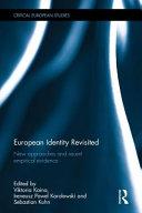 European Identity Revisited