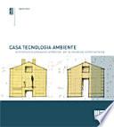 Casa  tecnologia  ambiente