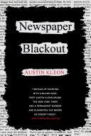 download ebook newspaper blackout pdf epub