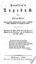 Franklin's Tagebuch