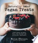 Book Naturally Sweet Vegan Treats