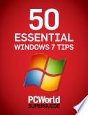 50 Essential Windows 7 Tips  PCWorld Superguides