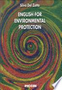 English for Environmental Protection