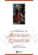 download ebook a companion to arthurian literature pdf epub