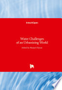 Water Challenges Of An Urbanizing World