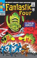 The Fantastic Four Omnibus Vol 2