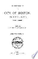Documents of the City of Boston Book PDF