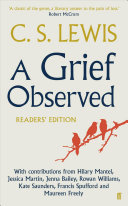 A Grief Observed Readers  Edition