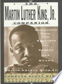 The Martin Luther King  Jr  Companion