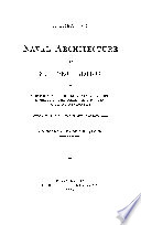 A TREATISE ON NAVAL ARCHITECTURE AND SHIP  BUILDING