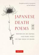 download ebook japanese death poems pdf epub