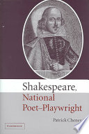 Shakespeare, National Poet-Playwright