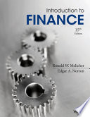Introduction to Finance  Markets  Investments  and Financial Management  15th Edition