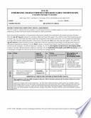 Underlying Characteristics Checklist   Early Intervention  UCC EI