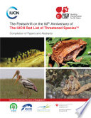 The Festschrift on the 50th anniversary of the IUCN Red List of Threatened Species