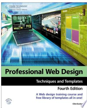 Professional Web Design: Techniques and Templates - ISBN:9781435457164