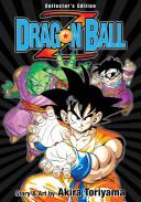 Dragon Ball Z Vol 1 Collector S Edition  book