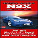 Honda Acura Nsx Ultimate Portfolio