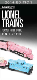 Lionel Trains Pocket Price Guide