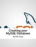 Creating Your Mysql Database