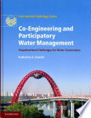 Co Engineering and Participatory Water Management