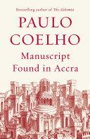 Manuscript Found in Accra-book cover