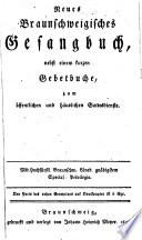 Neues Braunschweigisches Gesangbuch