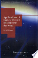 Applications of Robust Control to Nonlinear Systems