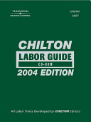 Chilton Labor Guide