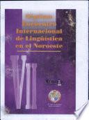 VII Encuentro Internacional de Lingüística en el Noroeste